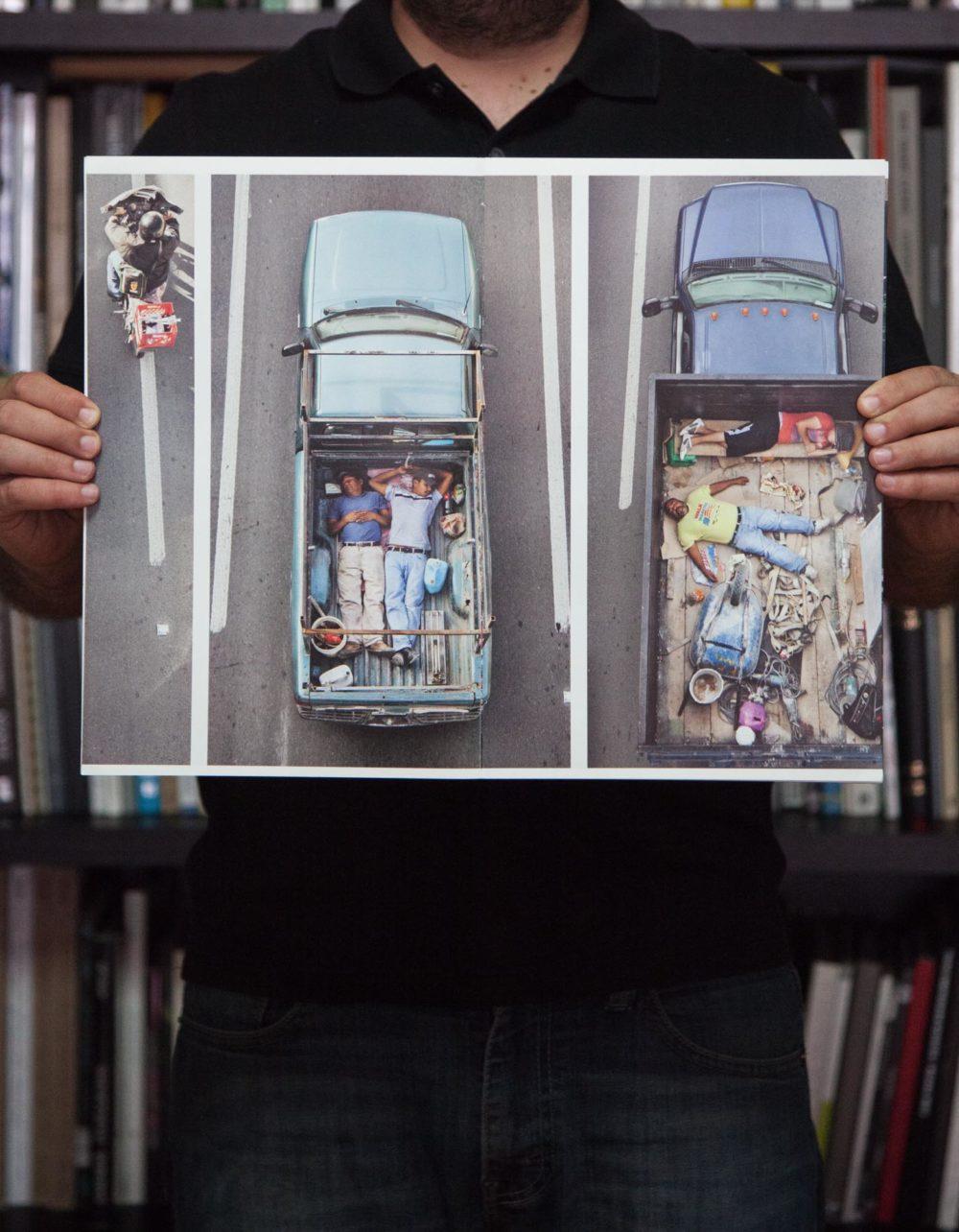 Carpoolers 1st Edition Book by Alejandro Cartagena, Published 2014 by Studio Cartagena