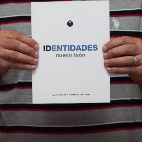 Identidad Nuevo León Book by Alejandro Cartagena, Published 2006 by Fondo Editorial Nuevo León and UDEM