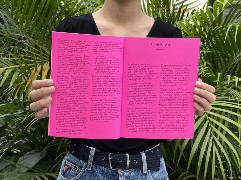 We Love Our Employees Book by Alejandro Cartagena, Published 2019 by Gato Negro